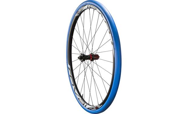 Tacx Trainer Tire Enjoy longer wear and a quieter ride compared to regular tires