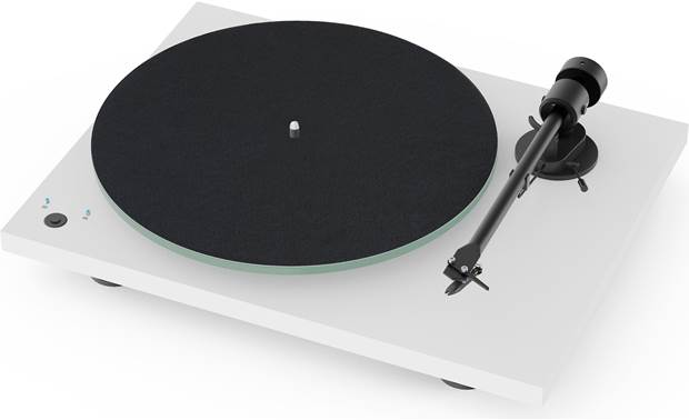 Pro-Ject T1 Phono SB Dust cover included, not pictured