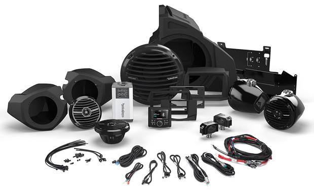 Rockford Fosgate RZR14-STAGE4 Front