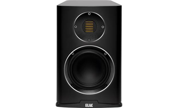 ELAC Carina BS243.4 Front view with grilled removed