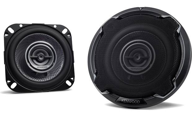 Kenwood KFC-1096PS Upgrade to speakers that make music a joy to listen to
