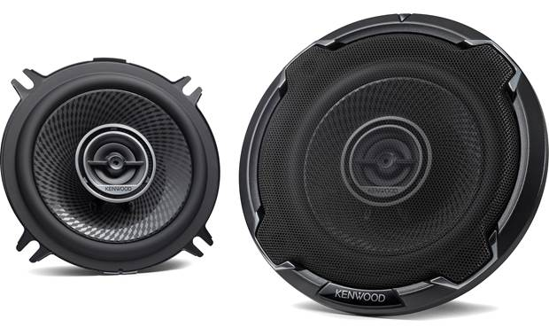 Kenwood KFC-1396PS Upgrade to speakers that make music a joy to listen to