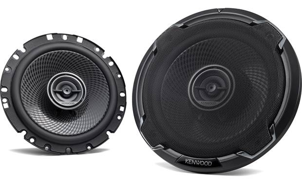 Kenwood KFC-1796PS Upgrade to speakers that make music a joy to listen to