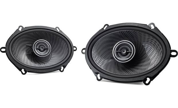 Kenwood KFC-C5796PS Upgrade to speakers that make music a joy to listen to