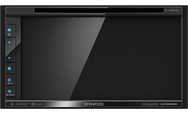 Kenwood Excelon DDX6906S Receiver turned off