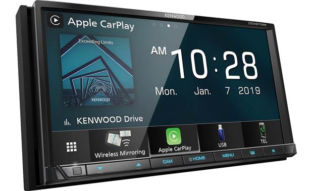 Kenwood DDX8706S Other
