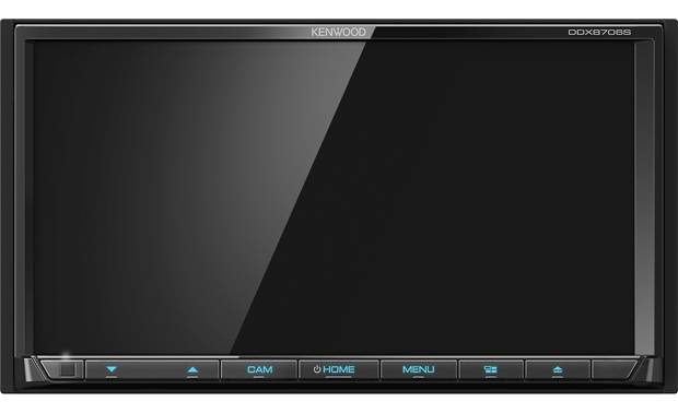 Kenwood DDX8706S Screen with display off