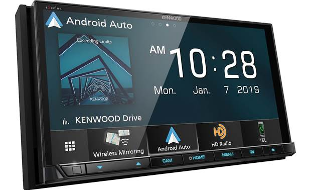 Kenwood Excelon DDX8906S Other