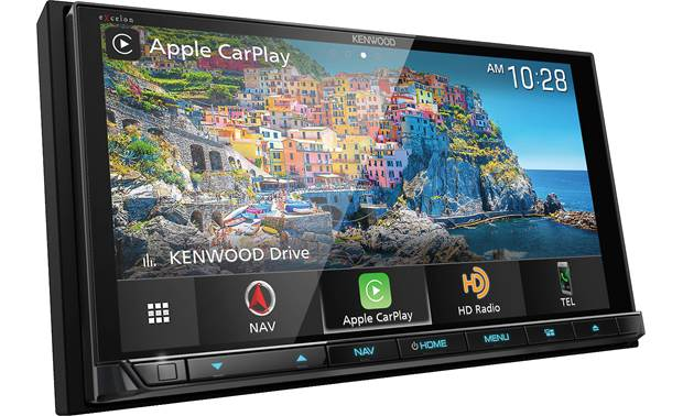 Kenwood Excelon DNX996XR Other