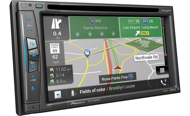 Pioneer AVIC-W6500NEX Other
