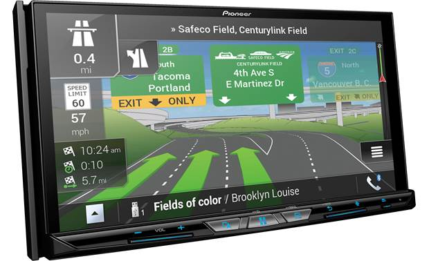 Pioneer AVIC-W8500NEX Other