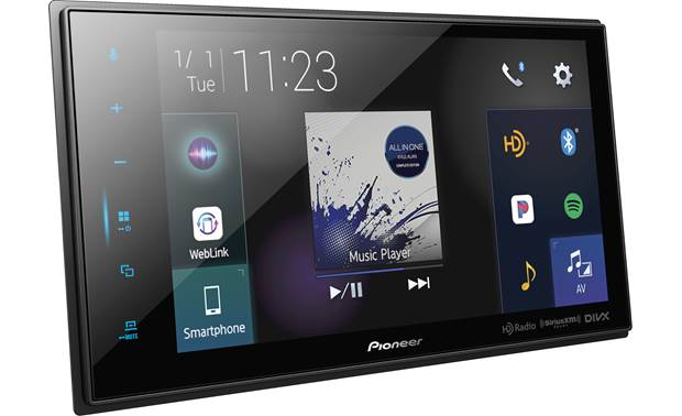 Pioneer DMH-C5500NEX Other