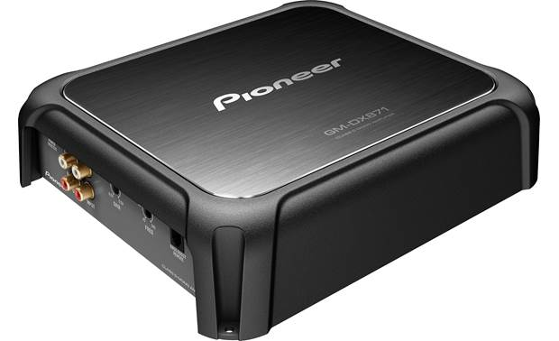 Pioneer GM-DX871 Front
