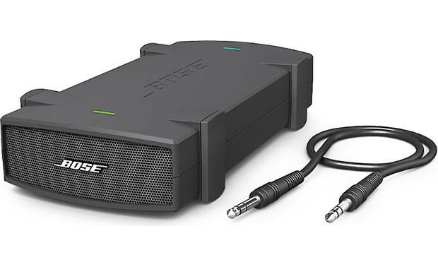 Bose® PackLite Model A1 Power Amplifier with balanced input cable