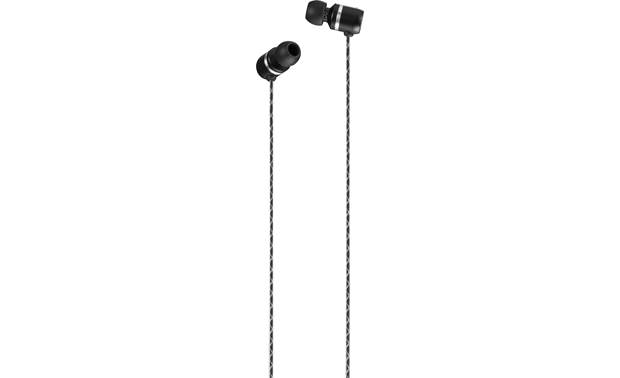 Kicker 43EB93B Micro-sized earbuds for easy, comfortable fit