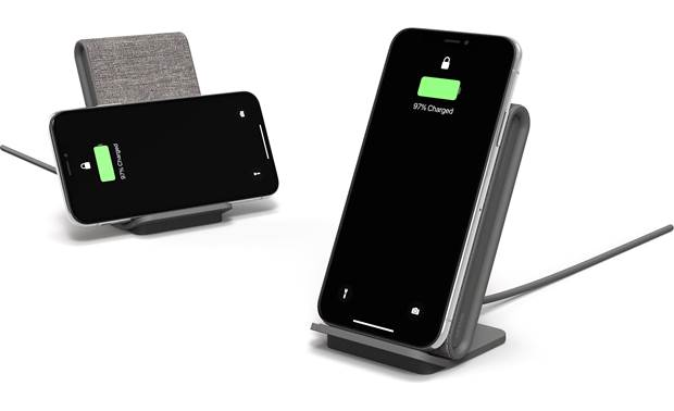 iOttie iON Wireless Stand Use it in portrait or landscape mode (smartphone not included)