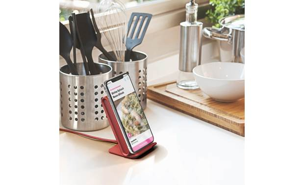 iOttie iON Wireless Stand Easy to see that recipe and still charge your phone