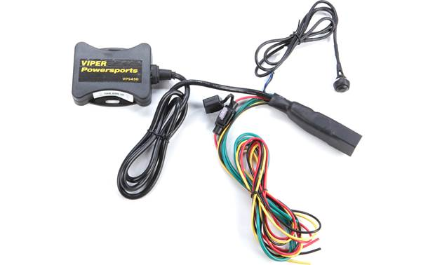 Viper VPS450 GPS tracker for powersports vehicles at CrutchfieldCrutchfield