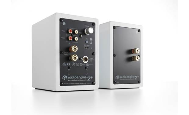 Audioengine A2+ Wireless Back