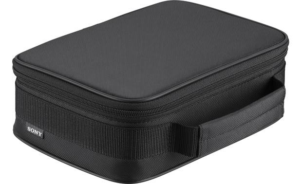 Sony XLR-K3M Protective case included