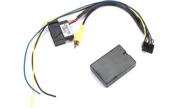 [DIAGRAM_38DE]  Scosche CRTVW01 Backup Camera Harness Retain the factory backup camera when  installing a new car stereo in select 2011-14 Volkswagen vehicles at  Crutchfield   Scosche Wiring Harness Vw Audi      Crutchfield