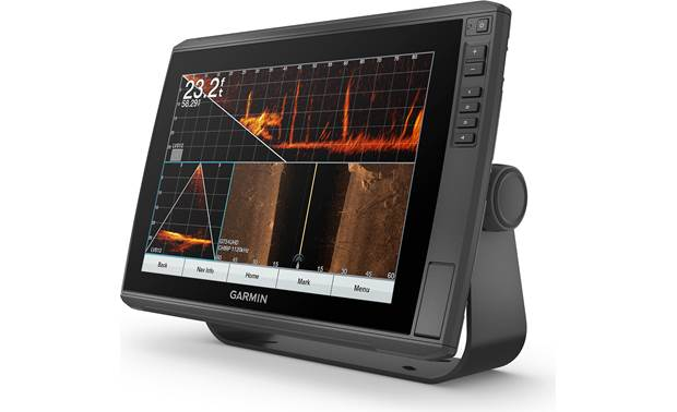 Garmin echoMAP™ Ultra 126sv available with or without a Garmin transducer