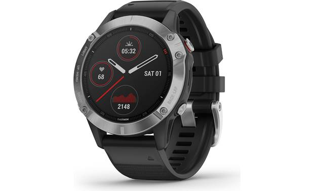Garmin fenix 6 fenix 6 is your all-in-one training tool.