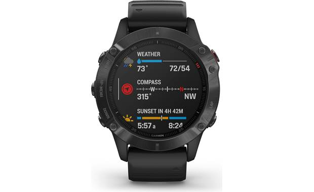 Garmin fenix 6 Pro Customizable display