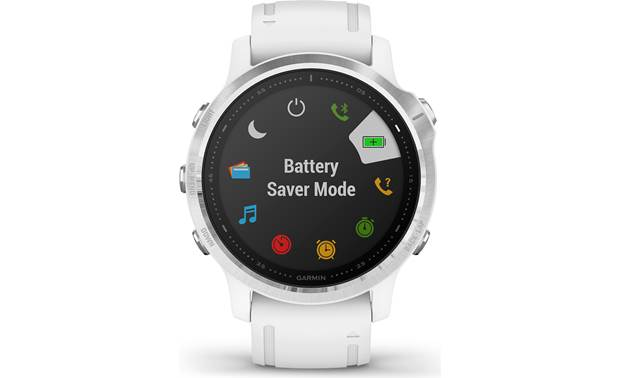 Garmin fenix 6S Easy to use power management