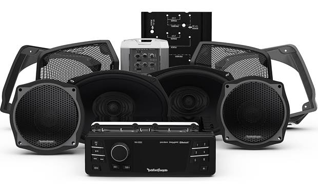 Rockford Fosgate HD9813SG-STAGE3