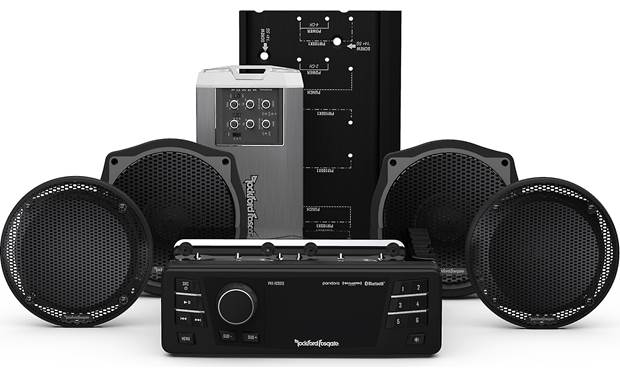 Rockford Fosgate HD9813SGU-STAGE2