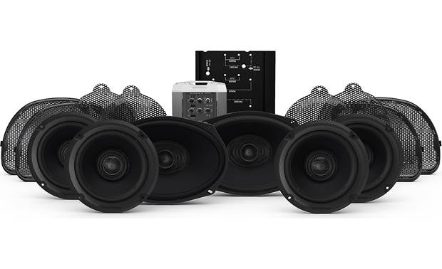Rockford Fosgate HD14CVO-STAGE3