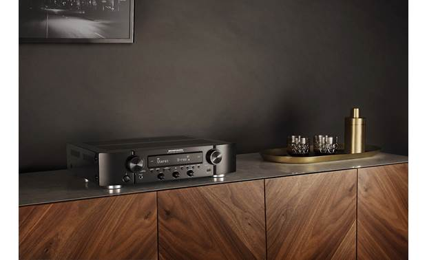 Marantz NR1200 Shown in room