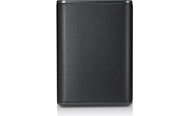 LG SPK8-S Rear Speaker Kit The speakers have a compact design that will tuck in almost anywhere