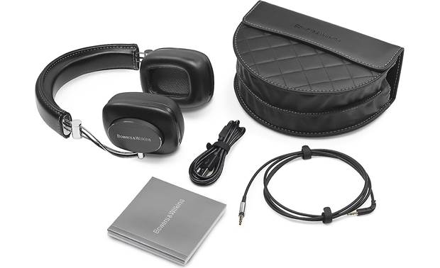 Bowers & Wilkins P7 Wireless With included accessories