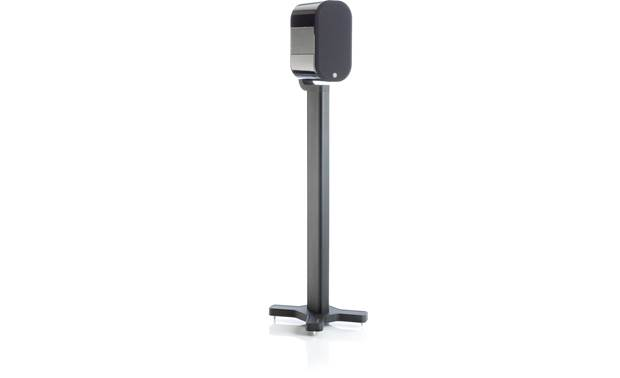 Monitor Audio Apex A10 Shown with optional Apex Stand (sold separately)