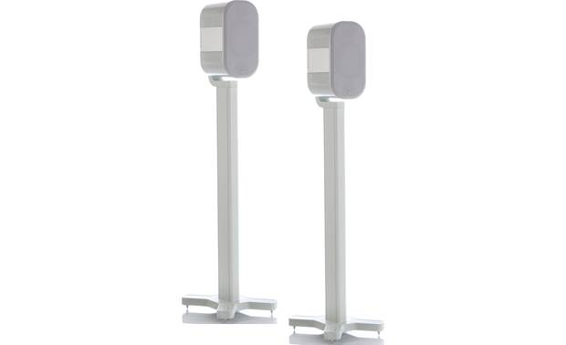 Monitor Audio Apex Speaker Stands Front (speakers not included)