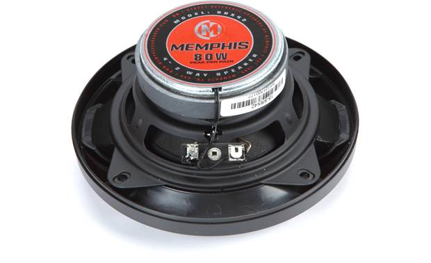 Memphis Audio SRX42 Back