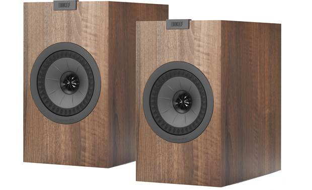 "KEF Q150 Uni-Q driver arrangement creates a wide ""sweet spot"" in your room"