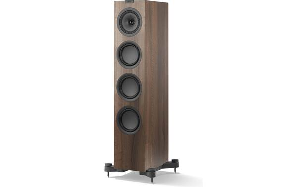 KEF Q550 Attractive grille-less design (optional magnetic grille sold separately)