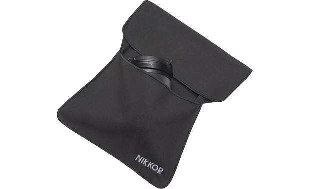 Nikon Nikkor Z 85mm f/1.8s Included soft carrying case