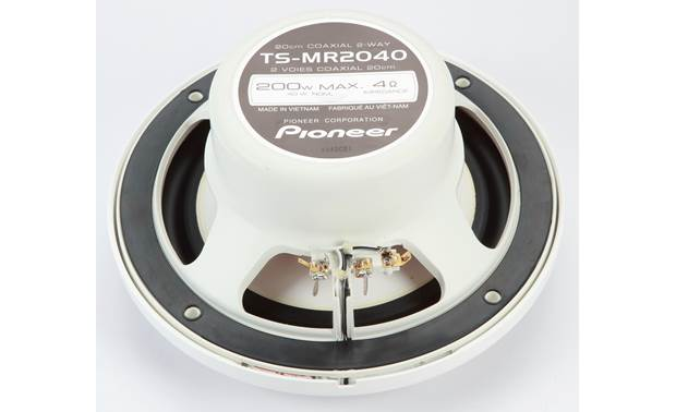 Pioneer TS-MR2040 Back