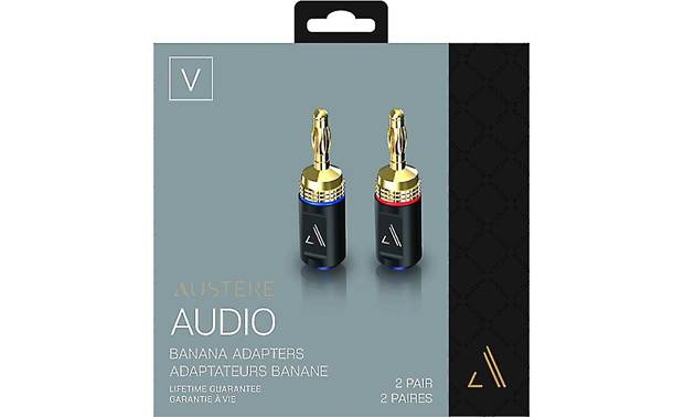 Austere V Series Banana Adapters Other