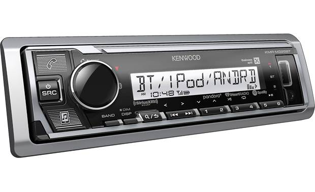 Kenwood KMR-M325BT Other