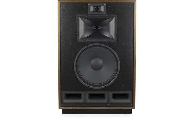 Klipsch Heritage Cornwall IV Direct view with grille removed