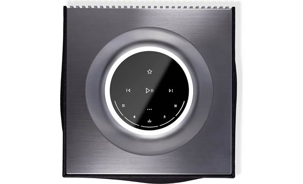 Naim Mu-so Qb 2nd Generation Top-mounted controls