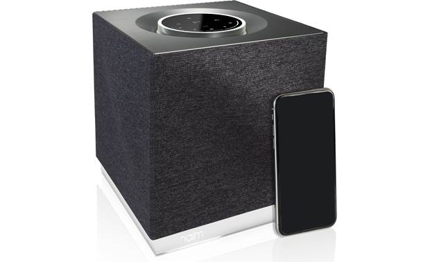 Naim Mu-so Qb 2nd Generation Simple contol with Naim app (smartphone not included)