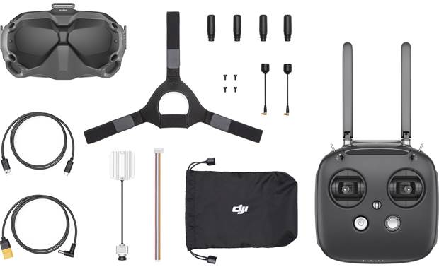 DJI FPV Fly More Combo Mode 1 Front