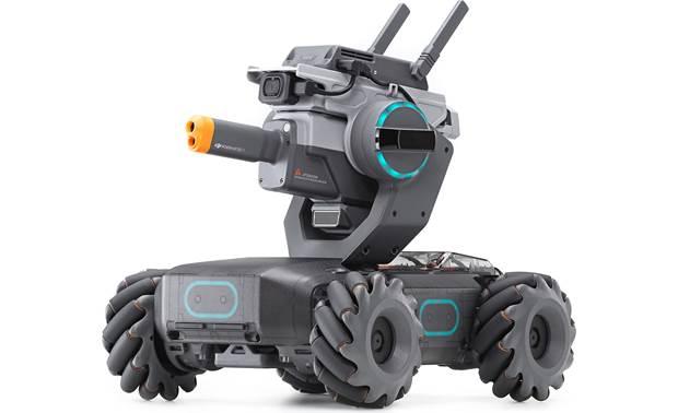 Dji Robomaster S1 Smart Educational Robot At Crutchfield