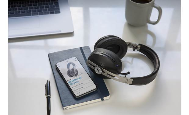 Sennheiser Momentum 3 Wireless The free Sennheiser Smart Control app lets you adjust the noise cancellation and sound